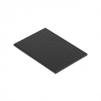Tapa para caja suelo con 2 módulos 500 CIMA grafito con referencia 52053102-038 de la marca SIMON.