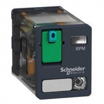 RELE POTENCIA 15A 2NA/NF CON LED 24VCC  con referencia RPM22BD de la marca SCHNEIDER ELEC.