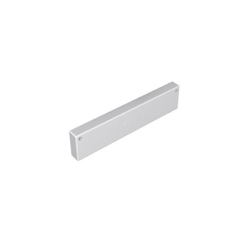 TAPA FINAL REDUCCION PVC-M1 66420/1 U23X GRIS  con referencia 66433 de la marca UNEX.