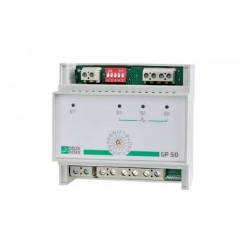 Racionalizador GP50 CASCADOCICLICO 3 salidas con referencia 6100024 de la marca DELTA DORE.