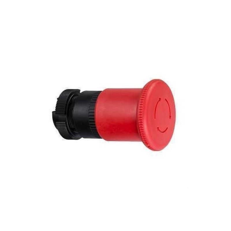 CABEZA PULSADOR SETA 40mm ROJO con referencia ZA2BS844 de la marca SCHNEIDER ELEC.