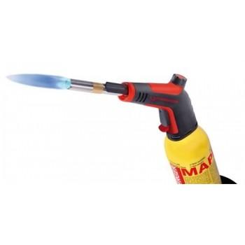"SOPLETE SUPER FIRE 4 CON BOQUILLA CICLÓN 1""-U con referencia 1500001503 de la marca ROTHENBERGER."