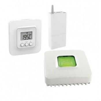 Pack termostatico conectado TYBOX5100+TYDOM1.0 con referencia 6050632 de la marca DELTA DORE.