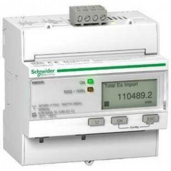 CONTADOR ENERGIA IEM3255 kWh MEDIDA CON TIS  EXTERIOR  con referencia A9MEM3255 de la marca SCHNEIDER ELEC.