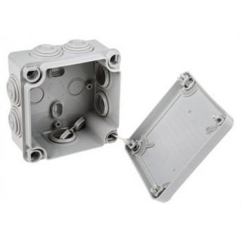 Caja plexo 105x105x55 7 entradas con referencia 092022 de la marca LEGRAND.