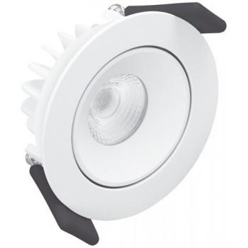 LUMINARIA SPOT LED ADJUST 8W 3000K 230V BLANCO con referencia 4058075000162 de la marca LEDVANCE.