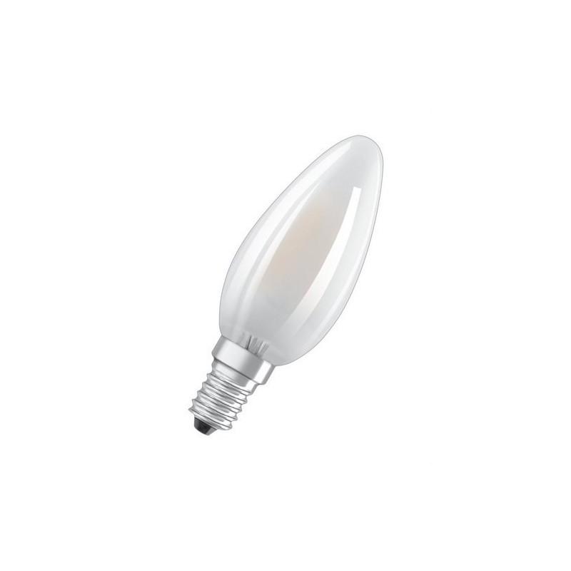 Lámpara PARATHOM RETROFIT CL B40 4W/827 E14 mate con referencia 4052899959194 de la marca OSRAM.