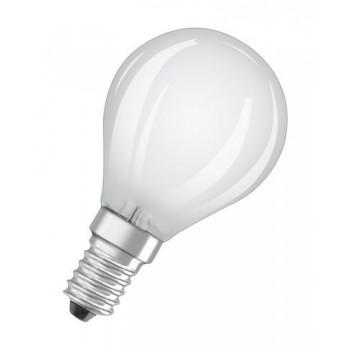 Lámpara PARATHOM RETROFIT CL P40 4W/827 E14 mate con referencia 4052899959323 de la marca OSRAM.