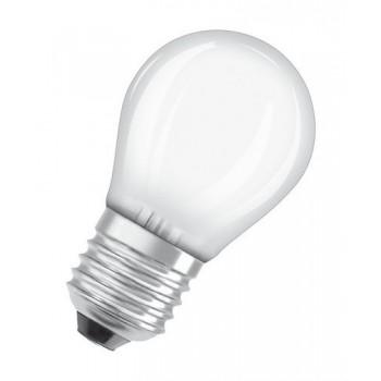 Lámpara PARATHOM RETROFIT CL P40 4W/827 E27 mate con referencia 4052899959361 de la marca OSRAM.