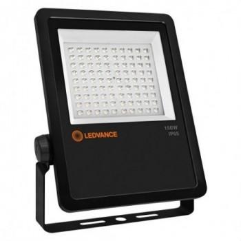 Proyector FLOODLIGHT LED asimétrico 150W/4000K negro IP65 20000lm 50000h con referencia 4058075814752 de la marca LEDVANCE.