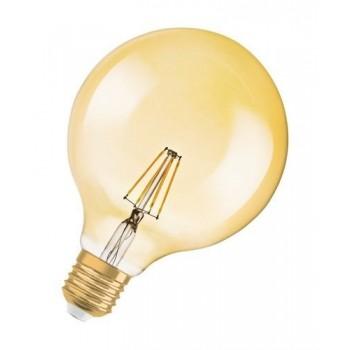 Lámpara LED VINTAGE 1906 GLOBE 21 E27 filamento GOLD 2