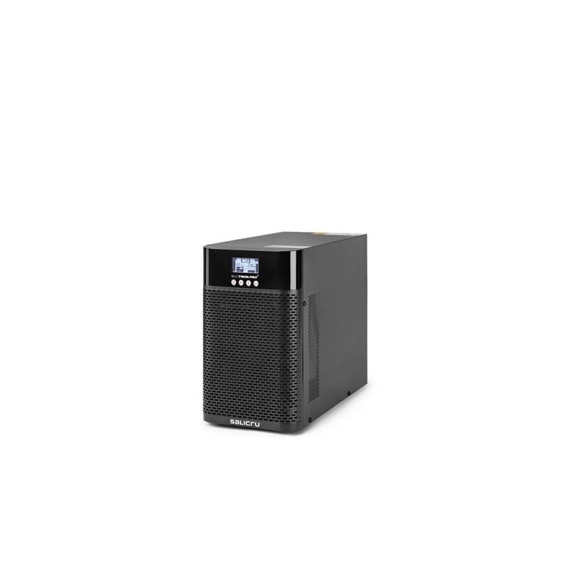 Sai SLC-3000 TWIN PRO2 autonomía estándar schuko con referencia 699CA000009 de la marca SALICRU.