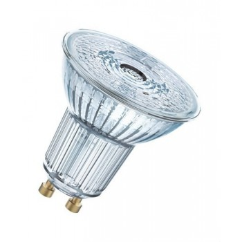 Lámpara LED PAR 16 GU10  8W 575lm 3000K 25000h regulable con referencia 4058075095526 de la marca OSRAM.