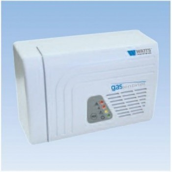 DETECTOR GAS GSX PARED METANO+GAS NATURAL  con referencia 0941030 de la marca WATTS.