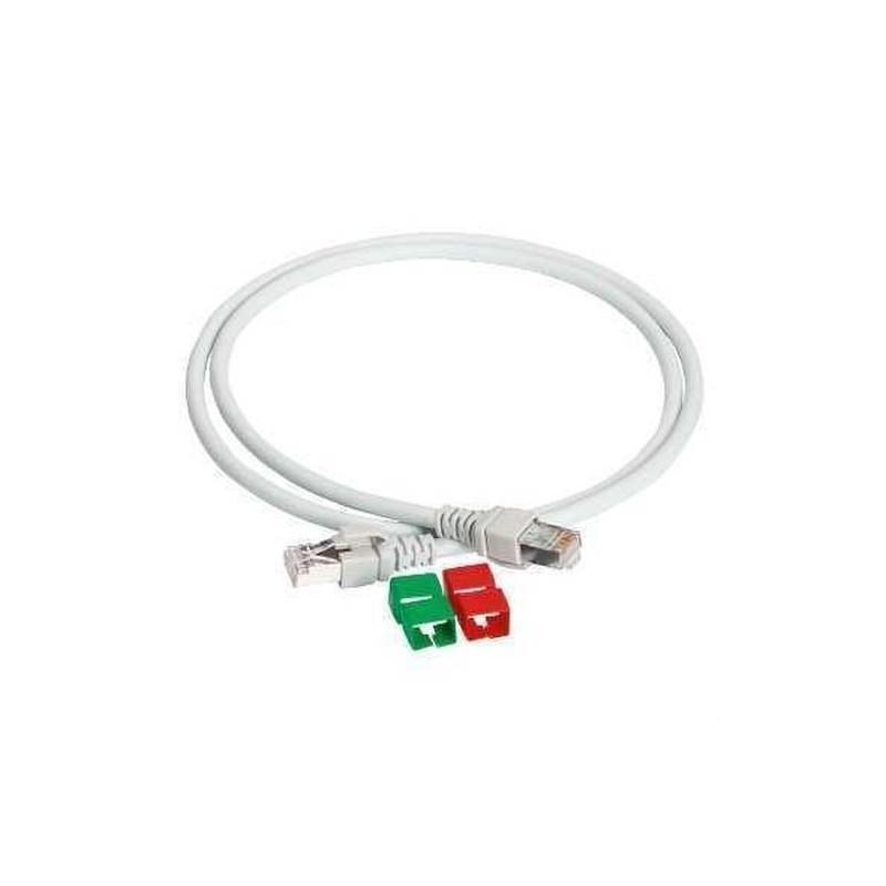 LATIGUILLO F/UTP CATEGORIA 6 300Mhz LSZH 5m  con referencia VDIP184646050 de la marca SCHNEIDER ELEC.