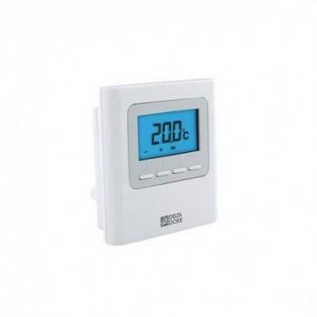 Termostato de ambiente radio DELTA 8000 TA RF para sistema DELTA 8000 con referencia 6053050 de la marca DELTA DORE.