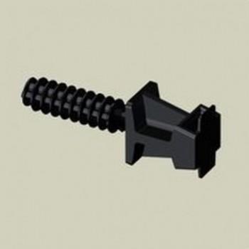 TACO PRESION DISTANCIADOR U63X DIAMETRO 8mm POLIAMIDA 6 NEGRO con referencia 1250 de la marca UNEX.
