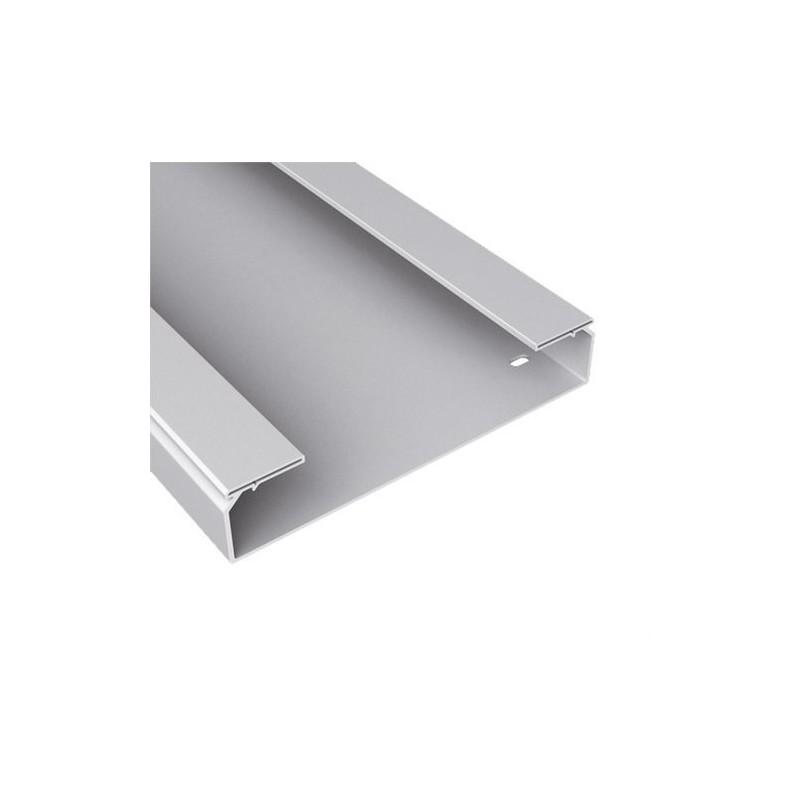 Bandeja 66 lisa PVC-M1 U23X 60x100 gris con referencia 66101 de la marca UNEX.