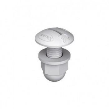 TORNILLO PVC-M1 U23X M8x22 DIN603  con referencia 66809 de la marca UNEX.