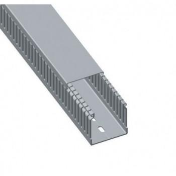 CANAL PARA CABLEADO 77 PVC-M1 33x30 U23X GRIS  con referencia 30.30.77 de la marca UNEX.