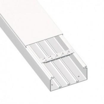 CANAL 72/73 PVC-M1 40x40 U23X BLANCO NIEVE  con referencia 73020-2 de la marca UNEX.