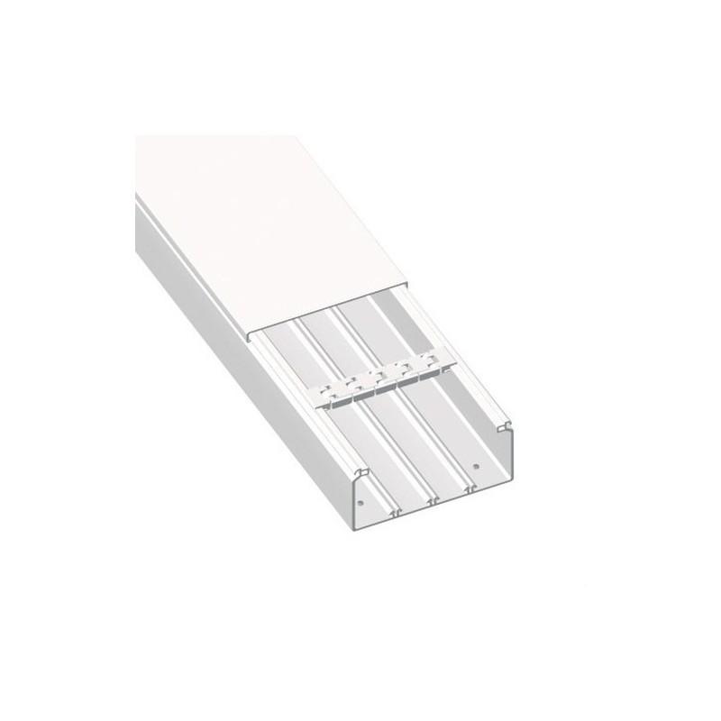 CANAL 72/73 PVC-M1 40x90 U23X BLANCO NIEVE  con referencia 73072-2 de la marca UNEX.