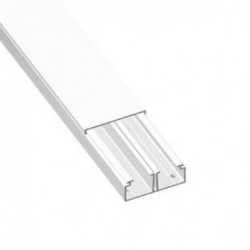 MOLDURA CON TABIQUE 78 PVC-M1 16x50 U23X BLANCO  NIEVE  con referencia 78085-2 de la marca UNEX.