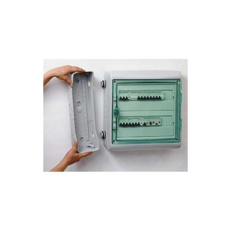 COFRET KAEDRA 2 FILA 36 MODULO 460x448x160  con referencia 13984 de la marca SCHNEIDER ELEC.