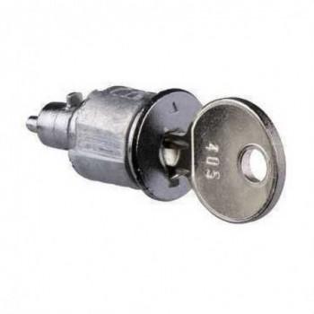 CERRADURA CON LLAVE 455/1242E/2433A con referencia PRA90055 de la marca SCHNEIDER ELEC.