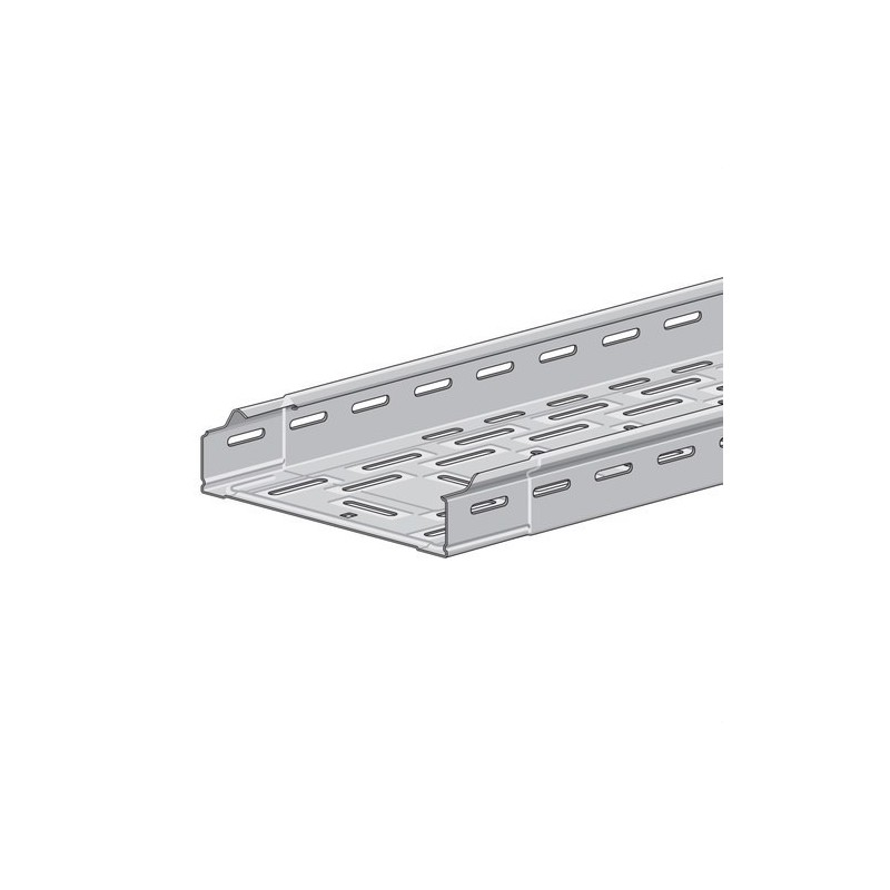 BANDEJA PERFORADA SENDZIMIR 60x400 con referencia P0640S de la marca INTERFLEX.