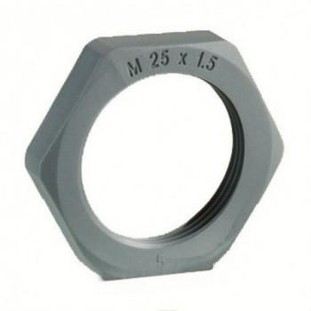 TUERCA NORMANYL PG16 GRIS OSCURO con referencia 261672 de la marca INTERFLEX.
