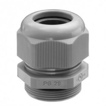 PRENSAESTOPAS POLIAMIDA CAP-TOP2000 M16 10mm GRIS  OSCURO con referencia 011775 de la marca INTERFLEX.