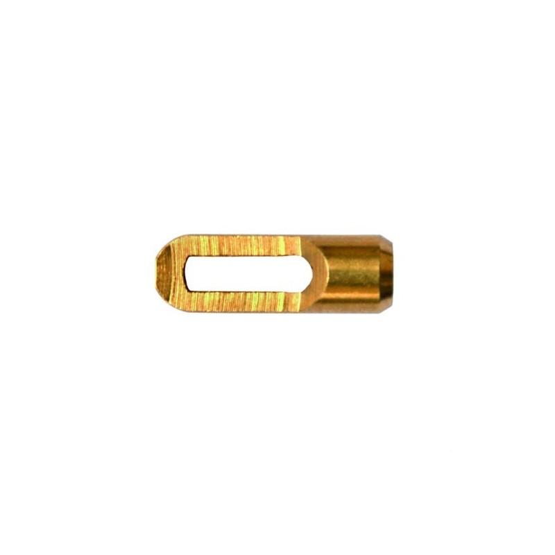 TERMINAL LATON DIAMETRO 7 CON OJETE ENGANCHE M5  con referencia TOE07M5 de la marca INTERFLEX.