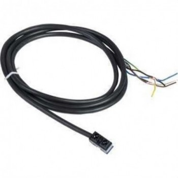 ADAPTADOR CONEXION FORMATO MINI CABLE 2m con referencia ZCMC21L2 de la marca TELEMECANIQUE.