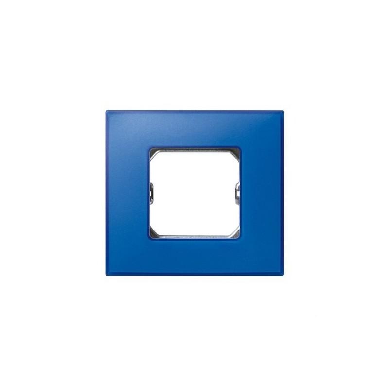 Simon 27771-67 Azul Electrico Mate Placa 1 Elemento