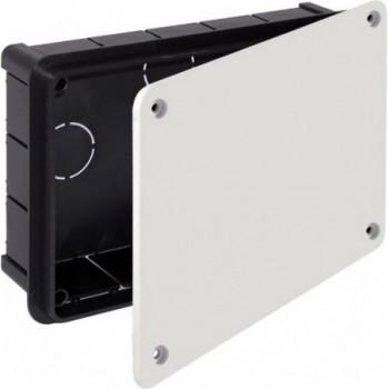 Caja 200x130x60 tapa blanco con tornillos con referencia 314 de la marca SOLERA.