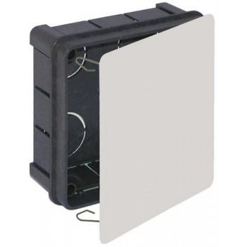 Caja 100x100x45 con tapa blanco garra metálica con referencia 562 de la marca SOLERA.