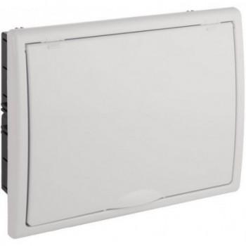 Caja distribucion empotrar 12 elemento puerta blanco con referencia 8688 de la marca SOLERA.