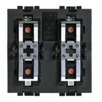 COMANDO SCS 2 ACTUADORES 2 MODULOS con referencia L4652/2 de la marca BTICINO.