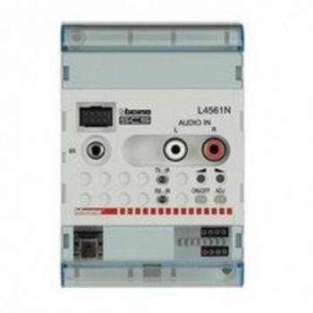 DISPOSITIVO PARA CONTROL EQUIPOS ESTEREO IR con referencia L4561N de la marca BTICINO.