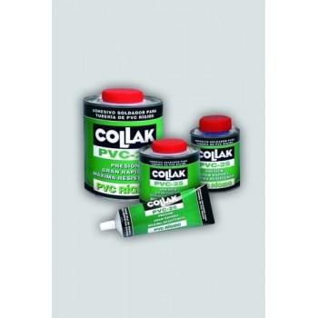 ADHESIVO SOLDADURA PVC-25 125ml  con referencia 200125 de la marca COLLAK.