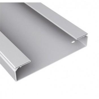 Bandeja 66 lisa U23X 60x75 gris con referencia 66091 de la marca UNEX.