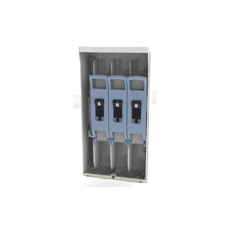 Caja Seccionamiento Cs400 Caja General De Protección Cahors Electrosumi
