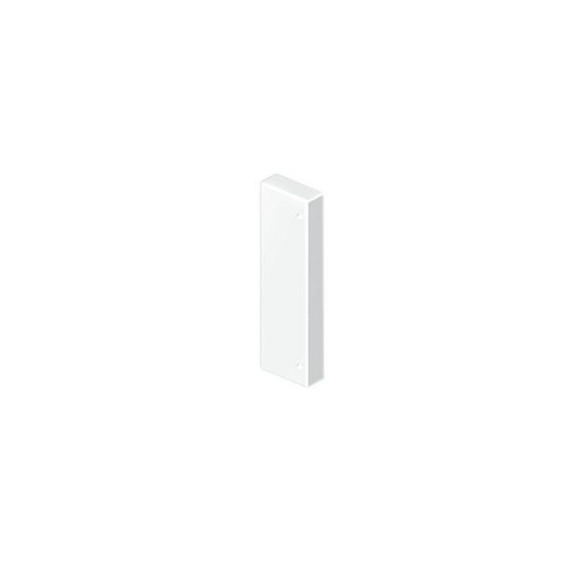 TAPA FINAL 50x80 U24X BLANCO NIEVE  con referencia 93370-2 de la marca UNEX.