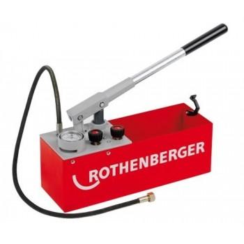 BOMBA COMPROBACION MANUAL RP-50-S con referencia 60200 de la marca ROTHENBERGER.