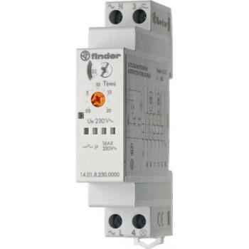 Automático escalera multifunción 1NA 16A 230VAC rial con referencia 140182300000 de la marca FINDER.