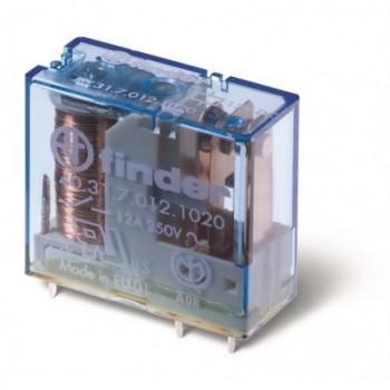 RELE MINI RETICULADO 3.5mm CONMUTADO 10A 230VAC con referencia 403182300000 de la marca FINDER.