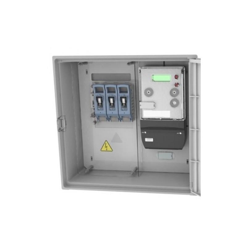 Caja General Protección Medida Cpm Mf4 Cahors Electrosumi