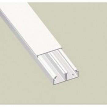 MOLDURA CON TABIQUE 78 PVC-M1 10x22 U23X BLANCO  con referencia 78072 de la marca UNEX.