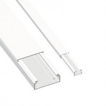 MOLDURA SIN TABIQUE 78 PVC-M1 10x30 U23X BLANCO  NIEVE  con referencia 78023-2 de la marca UNEX.